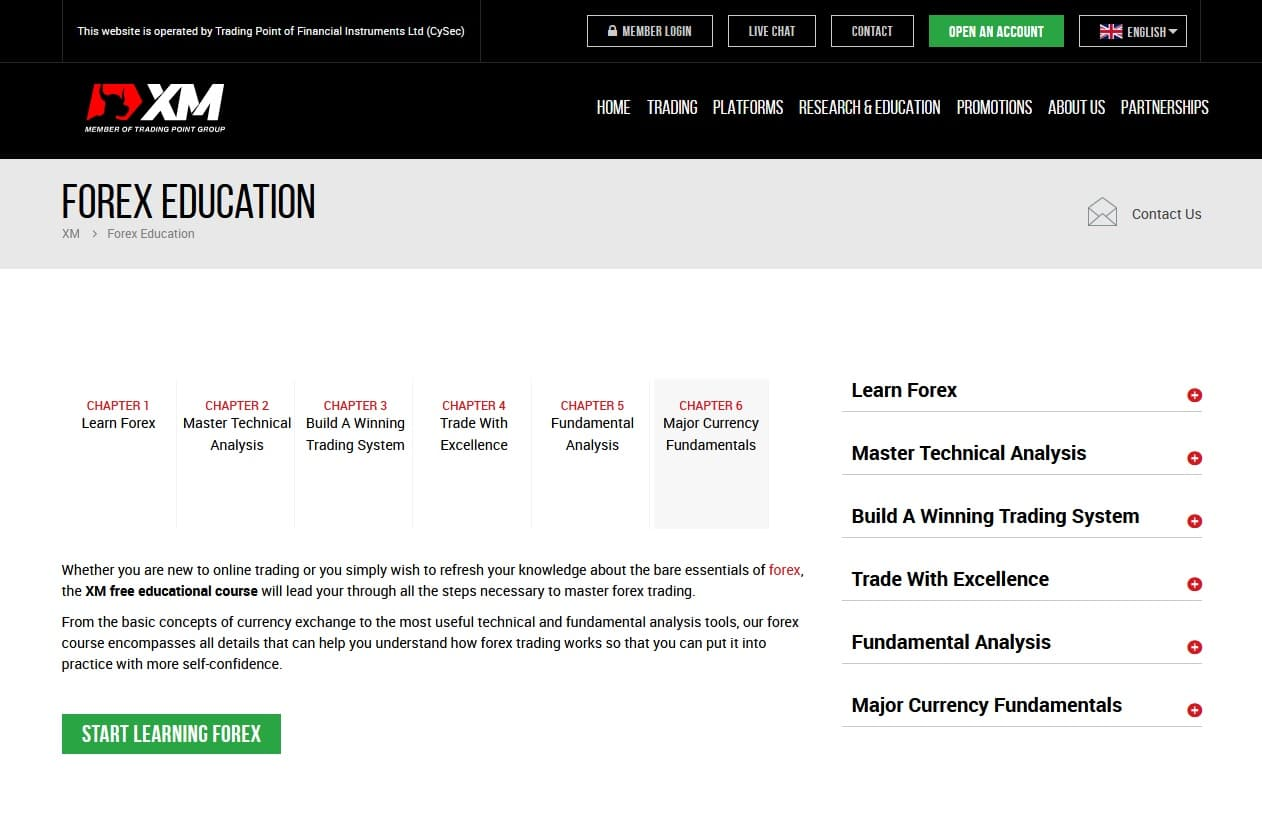 XM education center