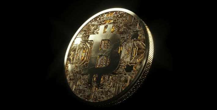 Bitcoin Cryptocurrency Plunges