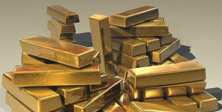 Gold Prices Dip