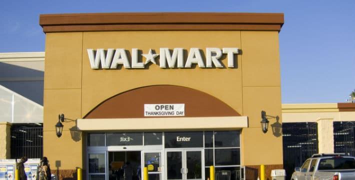 Walmart Profit Margins Fall