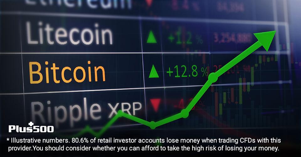 Plus500 crypto comeback