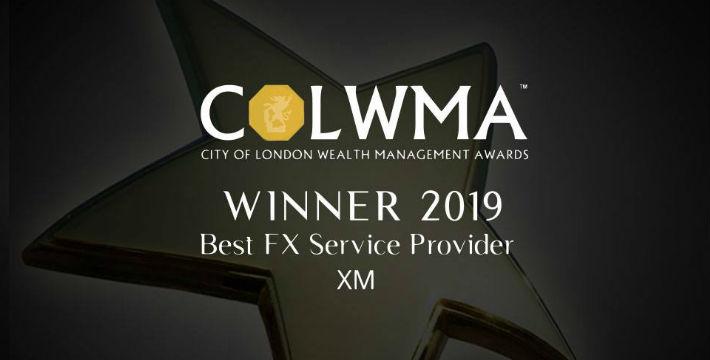 XM COLWMA Winner