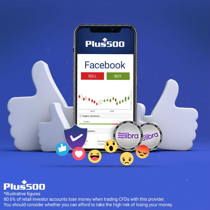 Trading Facebook with Plus500