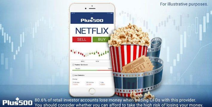 Trading Netflix CFDs