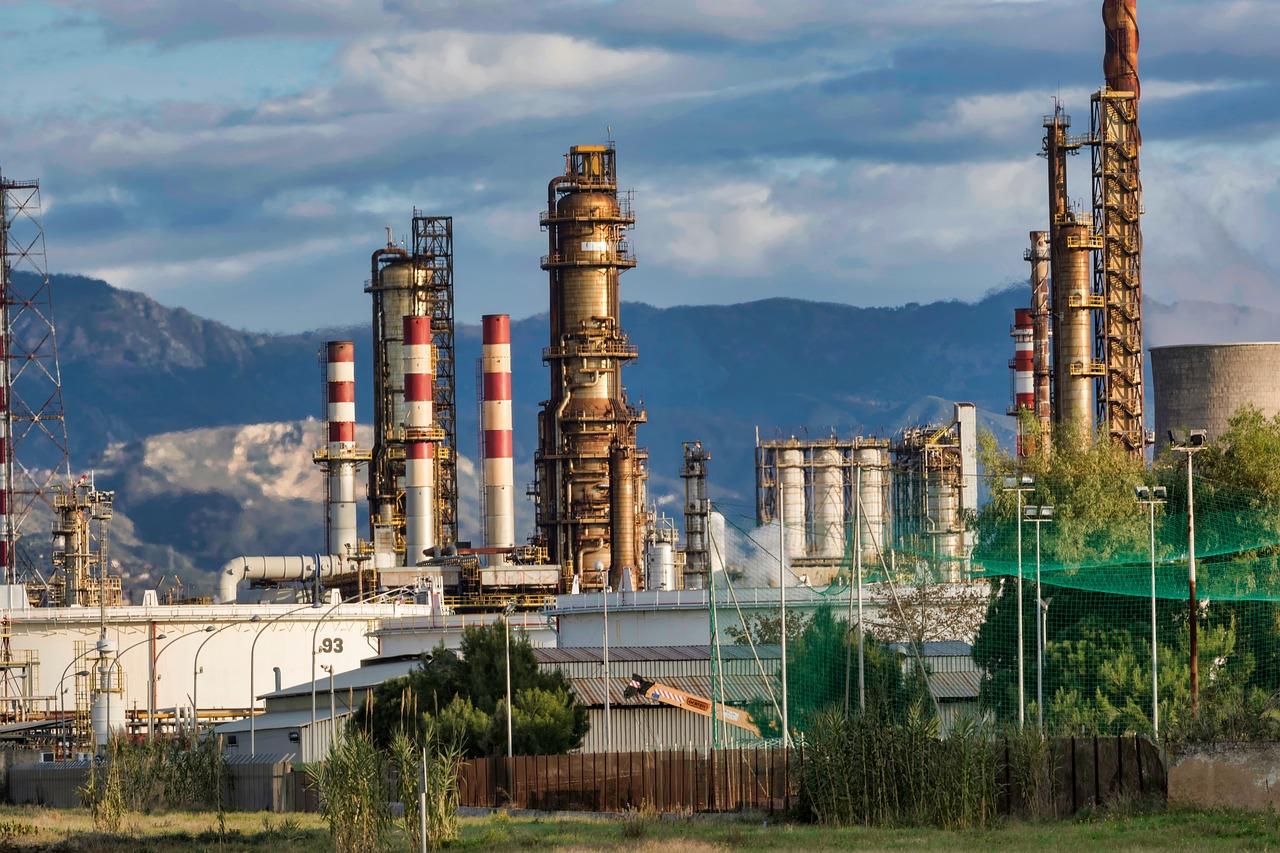 Crude oil commodity
