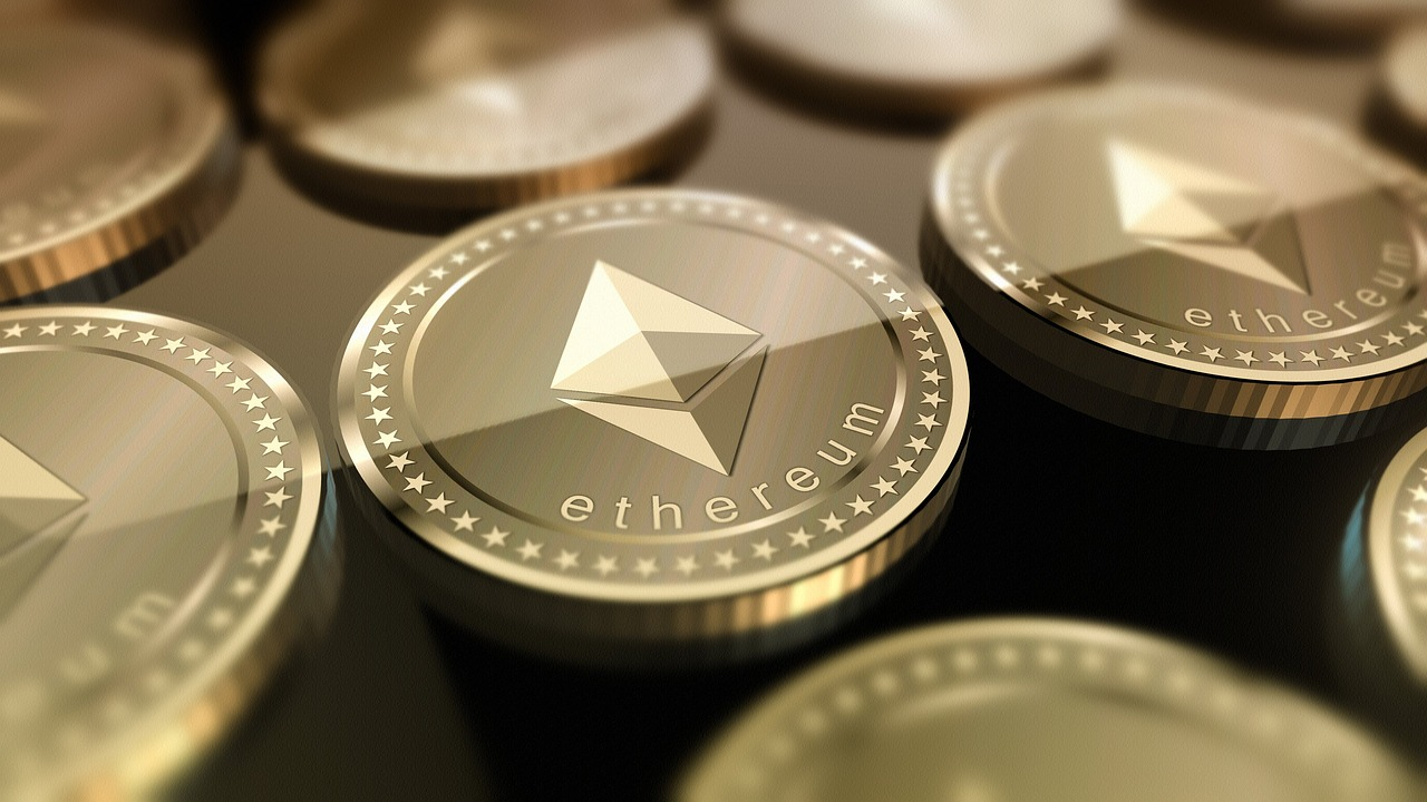 Ethereum cryptocurrency trading