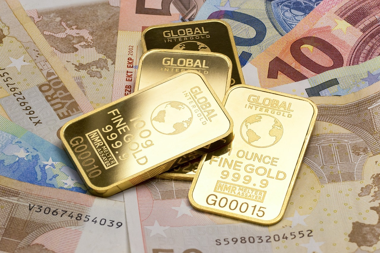 Gold as means of exchange