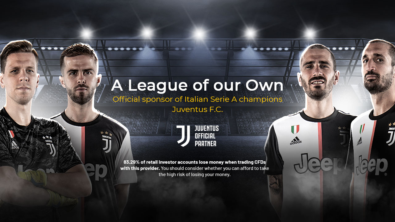 24option Juventus partnership