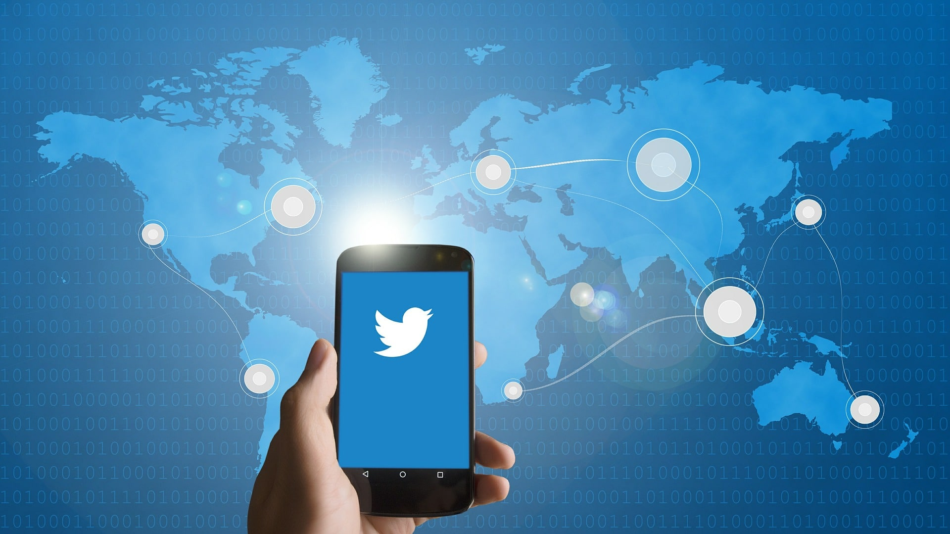 Twitter's social networking service