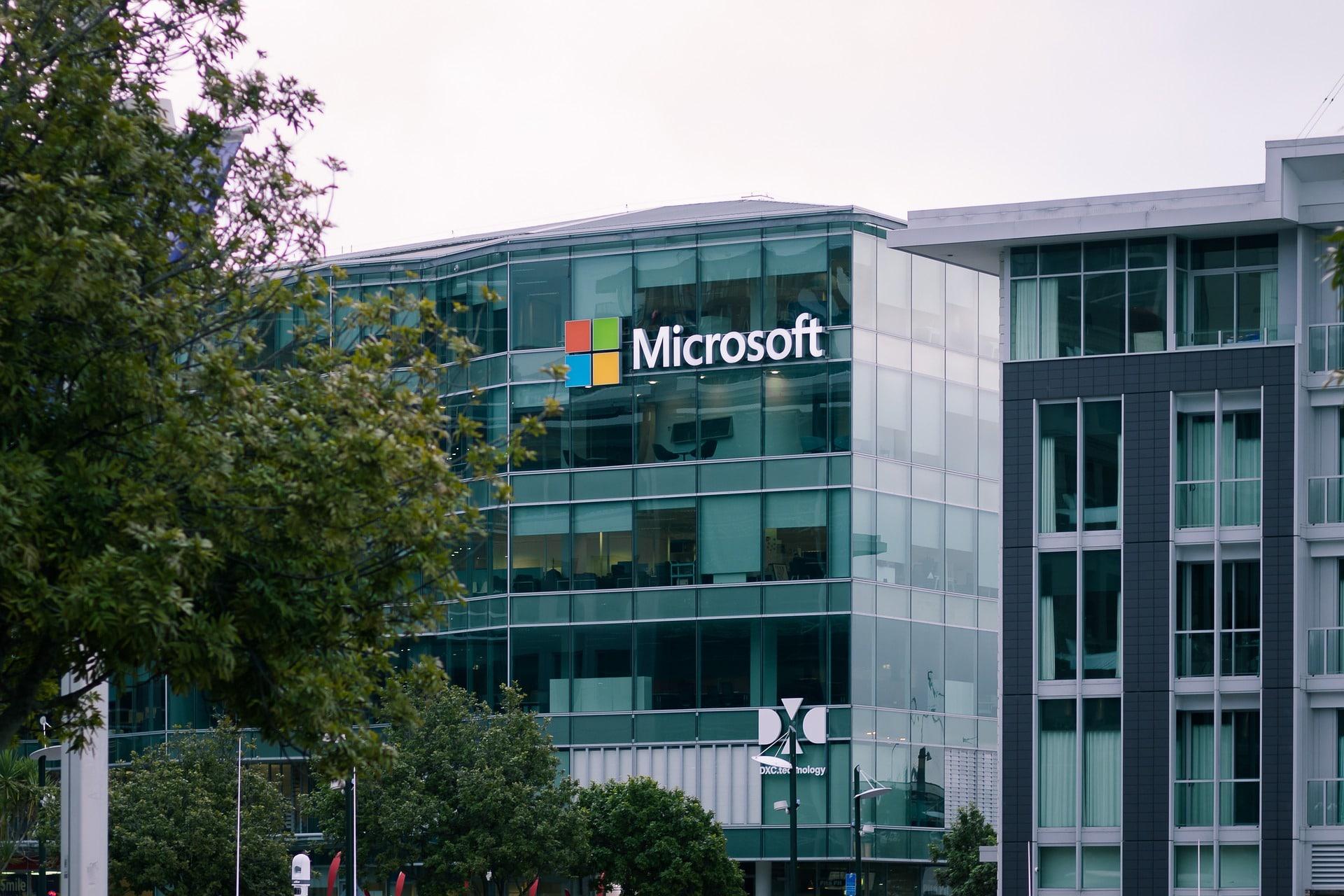 Microsoft expanding operations