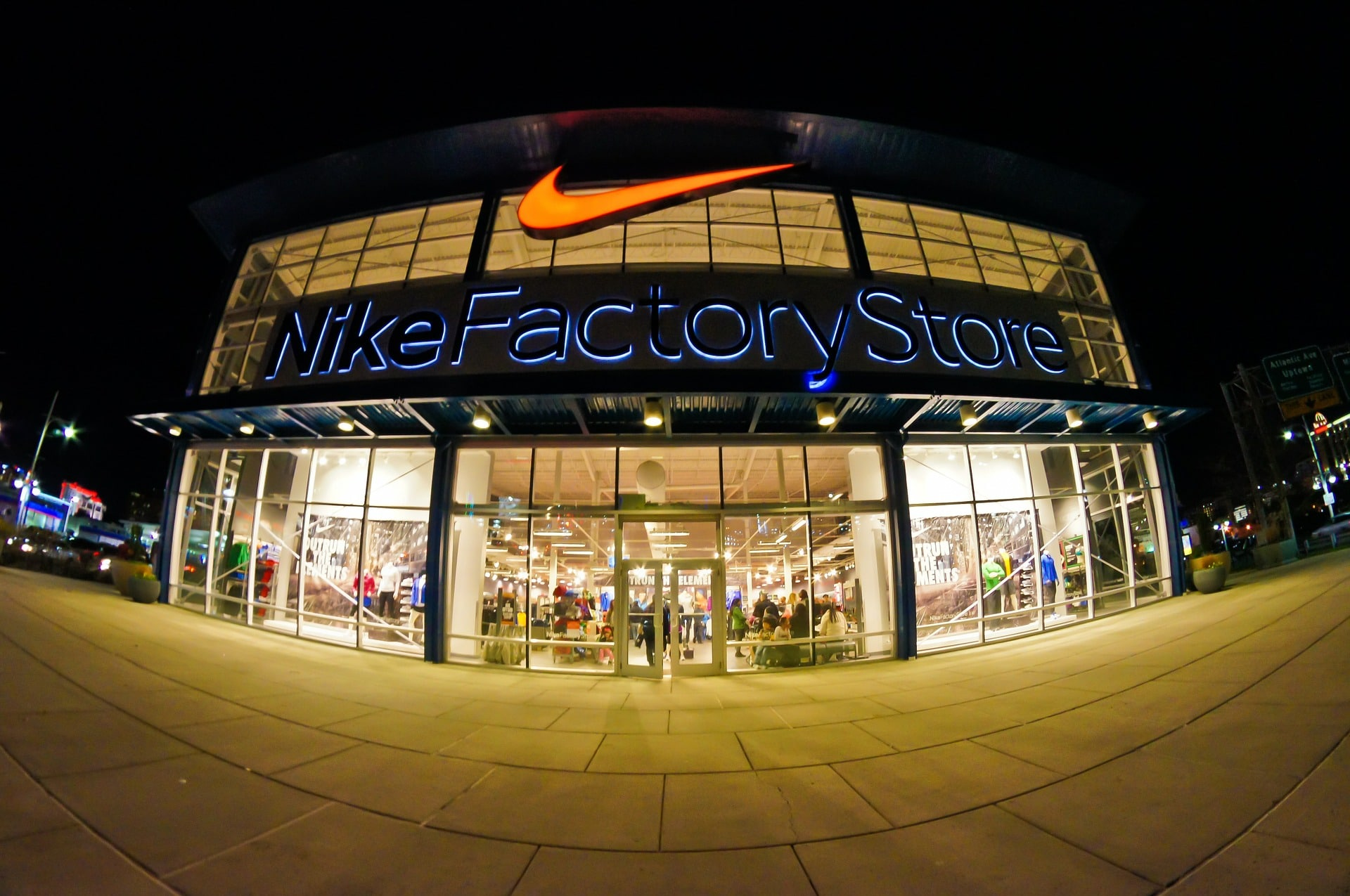 Nike stores