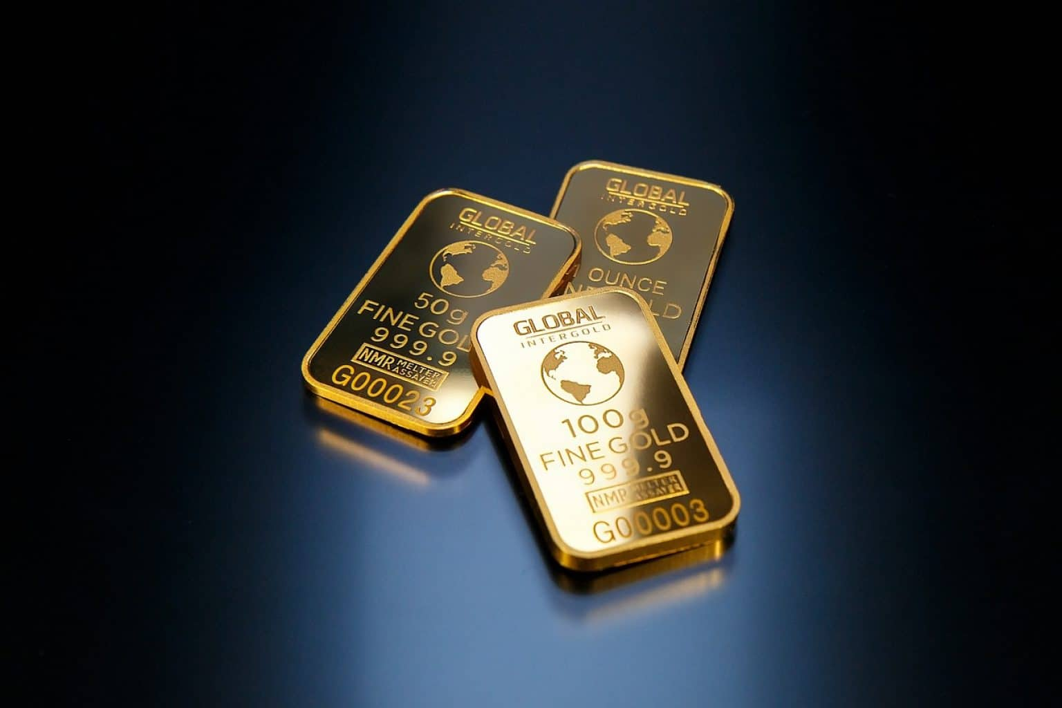 Gold commodities InvestMarkets